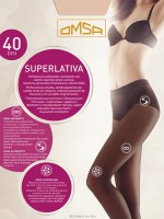 Колготки SUPERLATIVA 40, Omsa