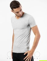Футболка Oxouno OXO 0054 KULIR SLIM FIT V-ВЫРЕЗ