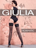 Чулки Giulia ROMANTIC 02