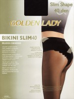 Колготки BIKINI SLIM 40, GOLDEN LADY