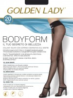Колготки BODY FORM 20, GOLDEN LADY