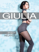 Колготки Giulia ENJOY MELANGE 01