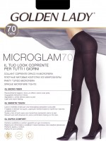 Колготки MICROGLAM 70, GOLDEN LADY