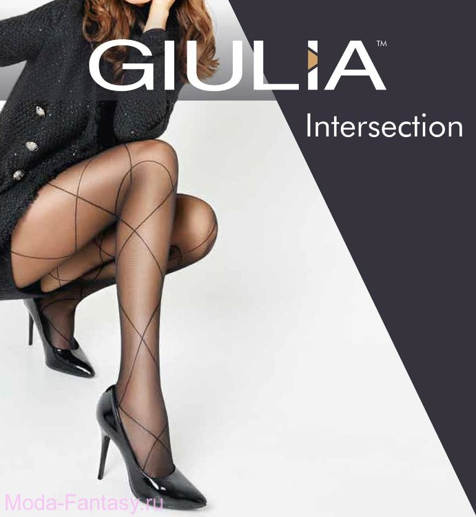 Колготки Giulia INTERSECTION 02