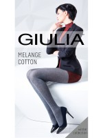 Колготки Giulia MELANGE COTTON 200